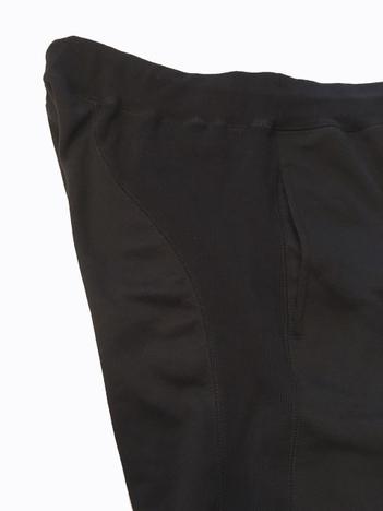 【LiSS】 LIGHT WEIGHT RIB EASY PANTS