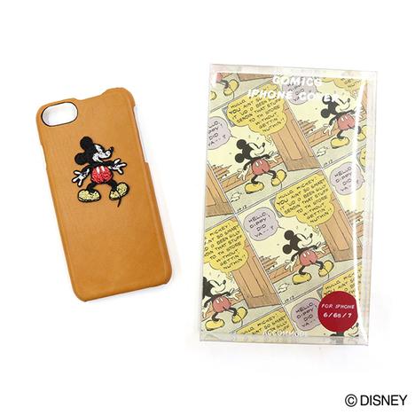 【ACCOMMODE×DISNEY】ディズニー/コミックiPhoneケース