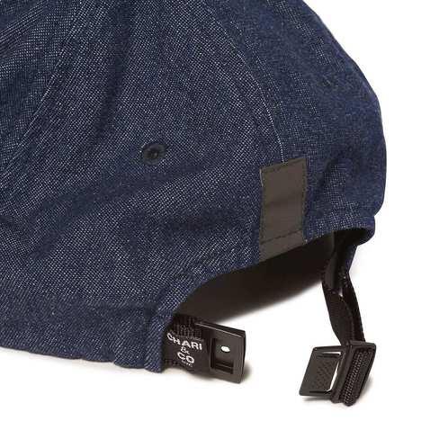 【CHARI&CO】GOTHAM LOGO DENIM SV 6PANEL CAP