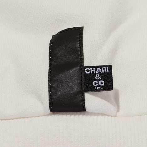 【CHARI&CO】GOTHAM LOGO CREWNECK SWEATS