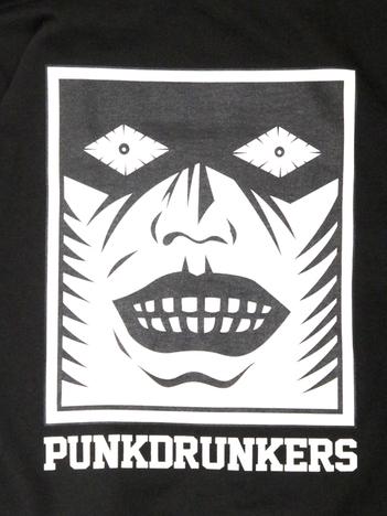【PUNK DRUNKERS】サプライズパーカ