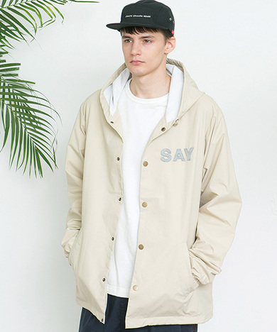 【SAY】WINDBREAKER JKT