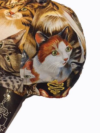 【ALDIES】Cat Cap