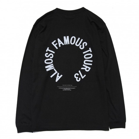 【quolt】ALMOST L/S TEE