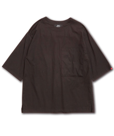 【SAY】PULLOVER BIG SHIRTS