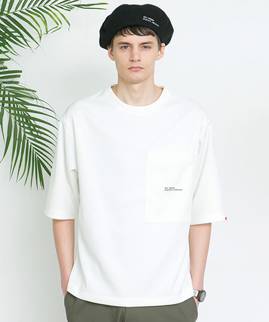 【SAY】SMOOTH BIG TEE