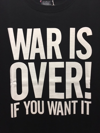 【OVER THE STRiPES】 WAR IS OVER T
