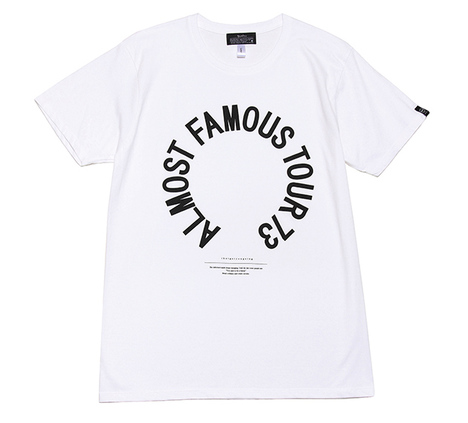 【quolt】ALMOST TEE