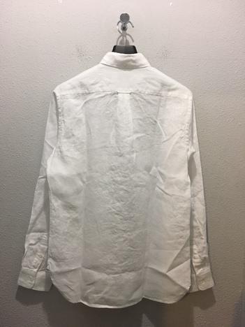 【SONTAKU】ジャパンリネンBDシャツ