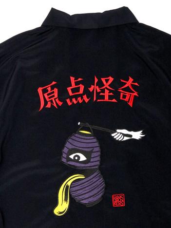【PUNK DRUNKERS】怪奇シャツ