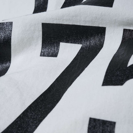 【CHARI&CO】RACE NUMBER L/S TEE