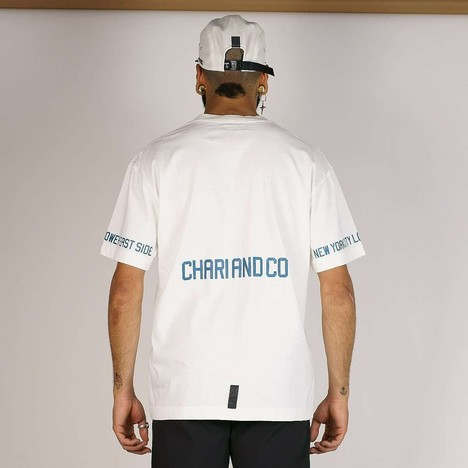 【CHARI&CO】B'WAY RACE TEE