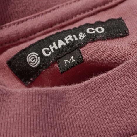 【CHARI&CO】PKT TEE