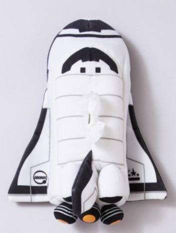 【THE PARK SHOP】SPACEBOY TISSUE COVER