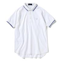 【narifuri】FP 蓄光鹿の子ポロシャツ
