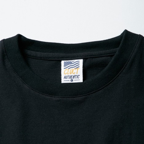 【CLUCT】S/S PKT TEE