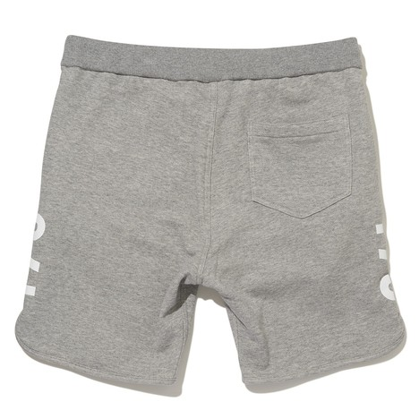 【CHARI&CO】RACE NUMBER SWEAT SHORTS