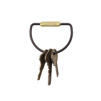 【M&U Co.】D-shape Key Ring
