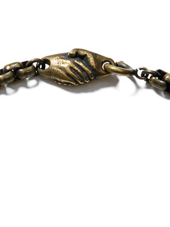 【CLUCT】SHAKE HAND BRACELET