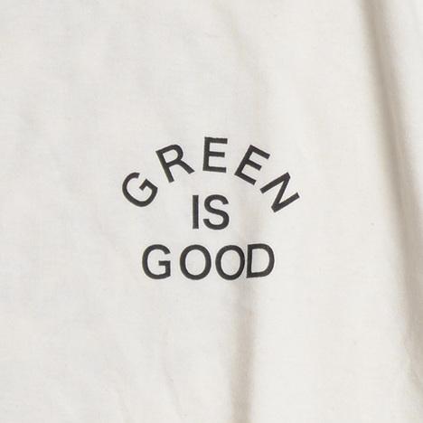 【GO HEMP】GREEN'S L/SL TEE