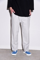 【BELLWOODMADE MFG CO】AWESOME PANTS WIDE HB LINEN -WHITE-