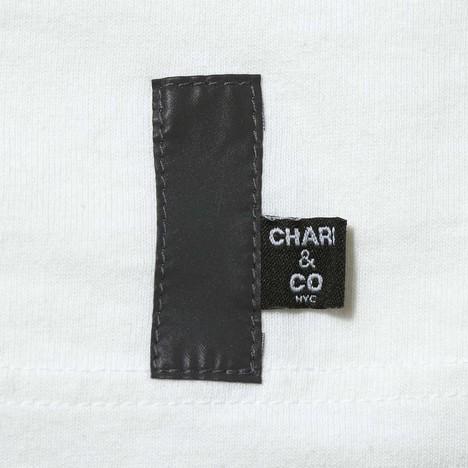 【CHARI&CO】BIG GOTHAM LOGO TEE