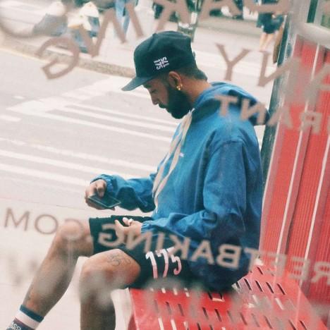【CHARI&CO】RACE NUMBER SNAPBACK