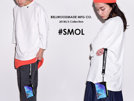 【BELLWOODMADE MFG CO】  コインケース SMOL -046-