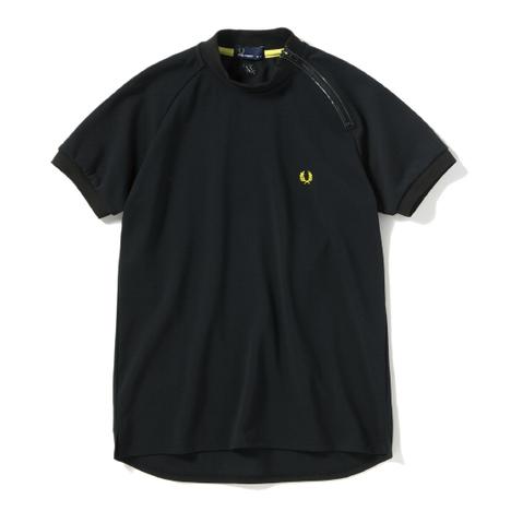 【narifuri】FRED PERRY スプリットポロシャツ