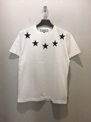 【PROJECT SR'ES×NO TARGET】FIVE STAR TEE