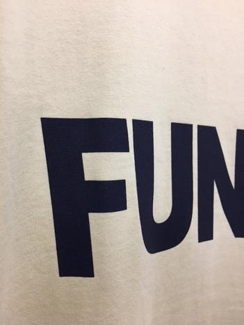 【NO TARGET ORIGINAL】FUNK S/S TEE