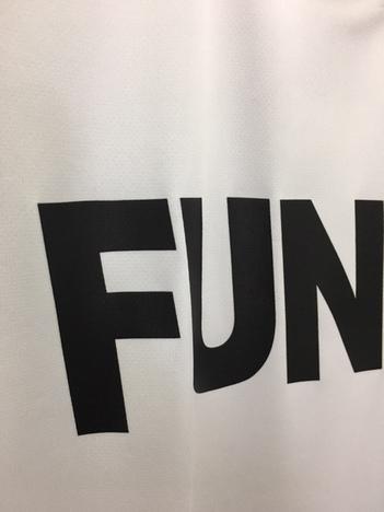 【NO TARGET ORIGINAL】FUNK DRY TEE