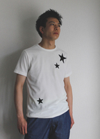 【LiSS】 STAR PATCHWORK PILE C&S