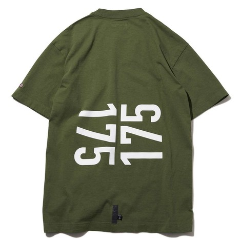 【CHARI&CO】RACE NUMBER TEE