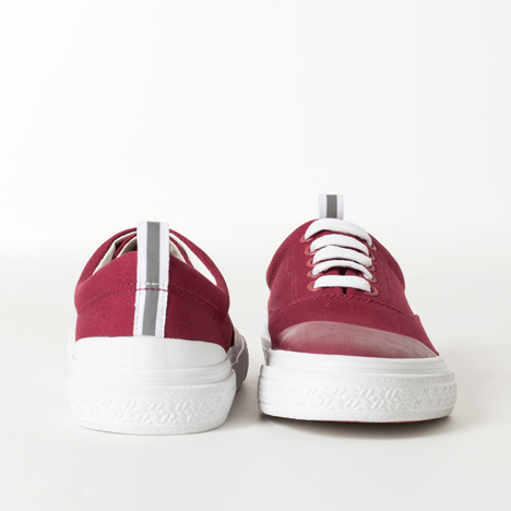 【SLACK FOOTWEAR】ORDINA (BURGUNDY/WHITE)