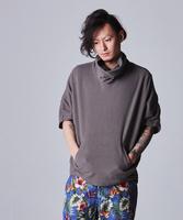 【VIRGO】Rover poncho hoodie