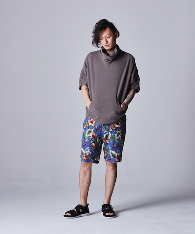 【VIRGO】Rover poncho hoodie