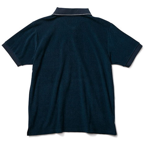 【CLUCT】PILE POLO SHIRT