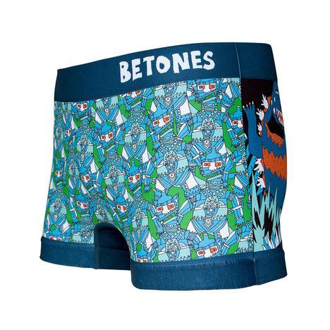 【BETONES】GODZILLA BLUE「ゴジラ VS メカゴジラ」