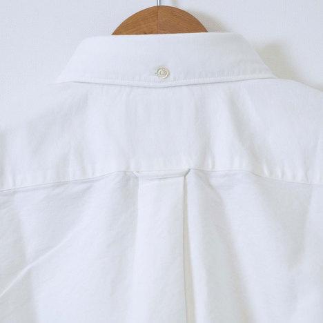 【SONTAKU】洗いざらしオックスフォード 半袖BDシャツ
