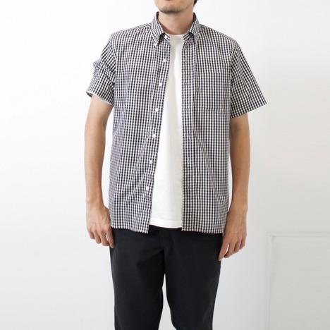 【SONTAKU】100/2ブロード 半袖BDシャツ