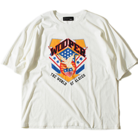 【ALDIES】Wooper Big T