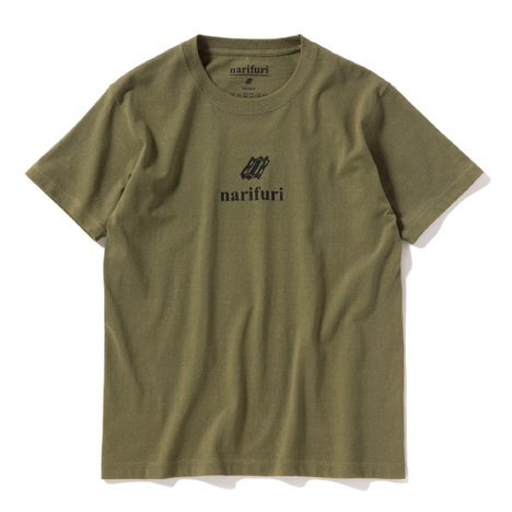 【narifuri】スーベニアTシャツ(3P)