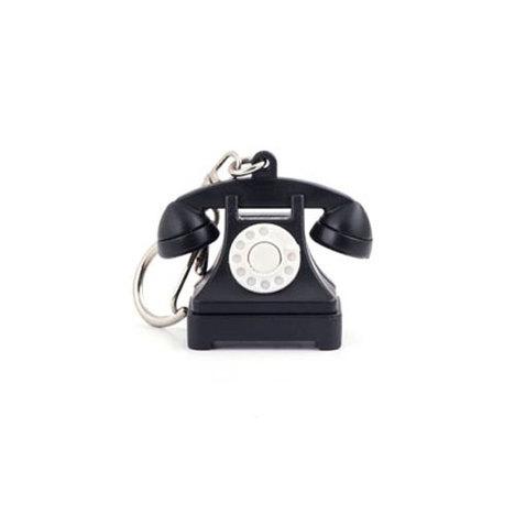 【KIKKERLAND】Telephone Keychain