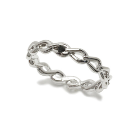 【SALE40%OFF★JAM HOME MADE 】TEARS ETERNITY RING M