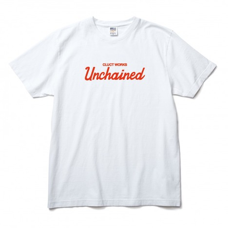 【CLUCT】S/S TEE UNCHAINED