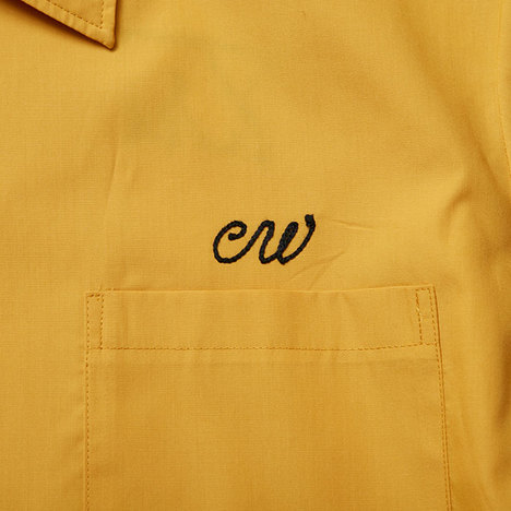 【SALE30%OFF★CLUCT】EMBROIDERED SHIRTS
