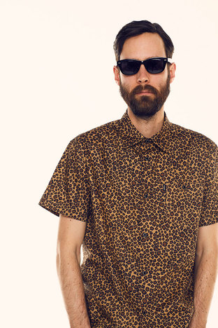 【SALE30%OFF★CLUCT】LEOPARD SHIRTS