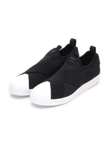 【adidas ORIGINALS】SUPER STAR SLIPON W