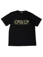【NO TARGET ORIGINAL】TURNTABLE DRY TEE